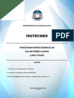 352 Instrumen Pengesanan Murid Bermasalah Dalam Pembelajaran 2013