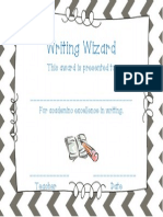 writing wizard