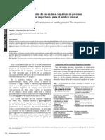 enzimas hepaticas
