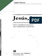 Nolan, Albert - Jesús Hoy. Espiritualidad de la Libertad Radical