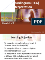 Introduction to Review of | EKG Interpretation w Physiology and Pharmacology of Cardiac Conductivity