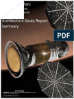 Inspiration Mars - Architecture Study Report