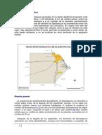 Localización geográfica delas dunas de samalayuca