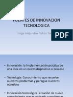 Fuentes de Innovacion Tecnologica
