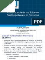 120315 Gestion Ambiental de Proyectos - Susana Llamas