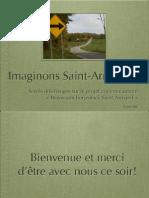Imaginons Saint Armand