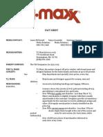 33137-Tjmaxx Fact Sheet Final
