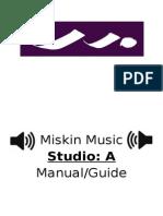 T4.3 MacNeil Studio Manual