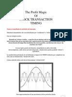 Principi Fondamentali Dell'Analisi Ciclica