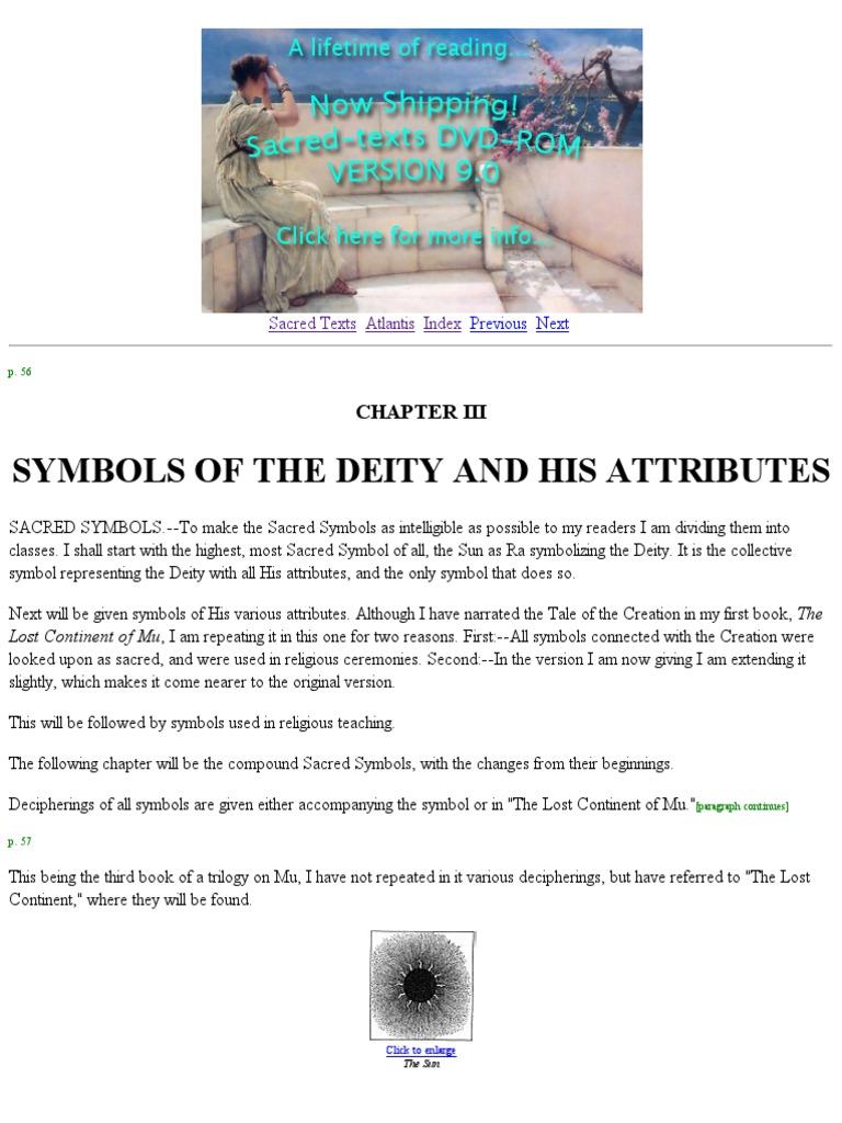 Sacred symbols of mu chapter iii isis deities biocorpaavc