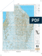Carta Topografica de La Paz