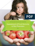 Assessment Of Food Security In SF