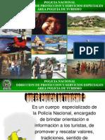 ACCIÓN DE LA POLICIA NACIONAL EN EL TURISMO