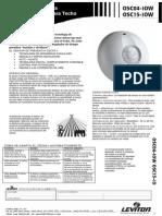 Detectores de Presencia-Hojas Técnicas