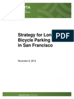 Long Term Bicycle Parking Strategy