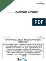 Investigacic3b3n de Mercado