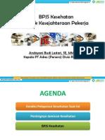 Asuransi untuk Pekerja era BPJS 2014