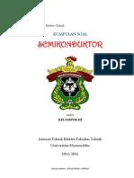 Contoh Soal Dan Jawabn Semikonduktor