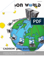 Cadison World Issue 02 2011
