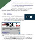 Visual Basic - Accesando Una Base de Datos Mysql Con Ado Usando Un Driver Odbc