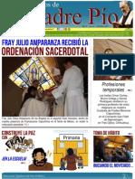 Amigos de Padre Pio - Agosto 2012
