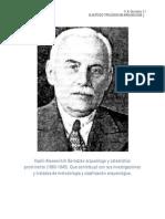 El Método tipológico en Arqueología - Por V. A. Gorodzov