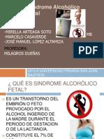 Sindrome Del Alcoholismo Fetal