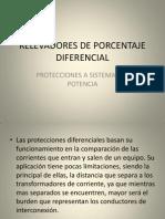 33_relevadores de Porcentaje Diferencial