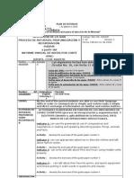 """Documento de Rectoría. PLAN de ESTUDIOS Año Académico 2009 """"Educamos"""