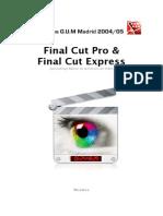 Manual Final Cut Pro (español)