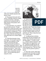 Critical Reading Worksheet