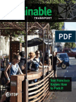 Sustainable Transportation Magazines ITDP
