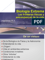 BiologiaExtrema-LimitesAstronomicosFisicosVida