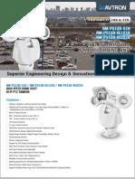 Avtron IR+ Illuminator CCTV Camera AM-PS128-S18