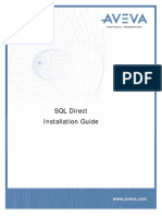 SQL Direct Installation Guide