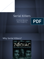 Serial Killers PowerPoint