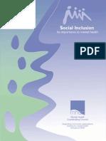 MHCC Social Inclusion Booklet