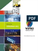 Wipro Lighting Catalogue PDF
