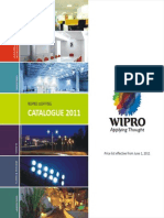Wipro Lighting Catalogue PDF