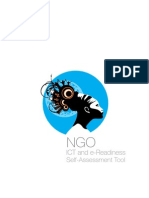 NGO ICT and e-Readiness Self-Assessment Tool