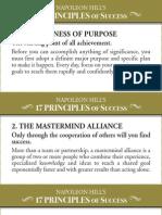 17 Principles Individual