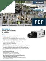 Avtron Box IP Camera AM-S2018-NM-PDF