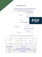 פתרון חוברת תרגילים בכימיה אורגנית ופולימרים