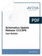 Schematics Update User Bulletin