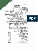 US Patent 1618510 - Browning Hi-Power