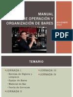 Manual Operacion de Bar