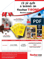 C'è più gusto a lavorare con fischer T-Bond