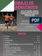 Atletismos Visuales SILVIA ARANTXA