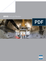 GHD Annual Review 2013