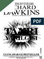 Richard Dawkins-Tanri Yanilgisi(Aranabilir)